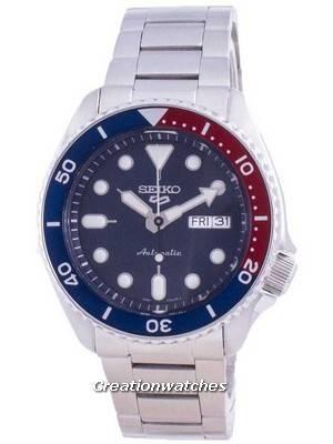 Relógio masculino Seiko 5 Sports Style SRPD53 SRPD53K1 SRPD53K 100M