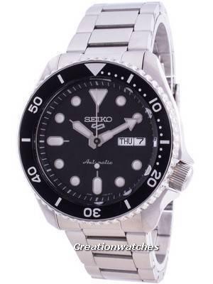 Relógio Seiko 5 Sports Style Automático SRPD55 SRPD55K1 SRPD55K 100M Masculino