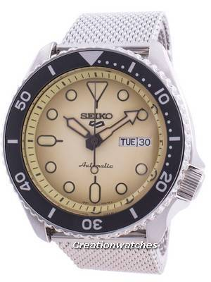 Seiko 5 Sports Suits Style Automatic SRPD67K SRPD67K1 SRPD67K 100M Men\'s Watch
