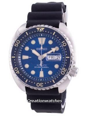 Seiko Prospex Automatic Diver\'s King Turtle SRPE07 SRPE07J1 SRPE07J Japan Made 200M Men\'s Watch