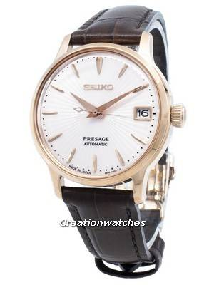 Seiko Presage SRRY028 Automatic Japan Made Women's Watch