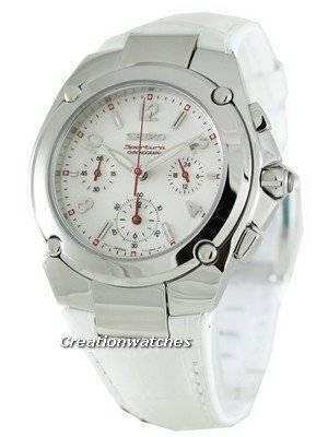 Seiko Sportura Chronograph SRW891P1 SRW891 SRW891P Ladies Watch