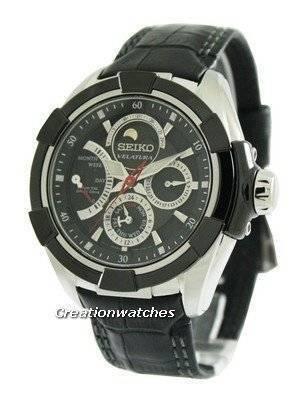 Seiko Velatura Kinetic Direct Drive SRX009P2 Men\'s Watch