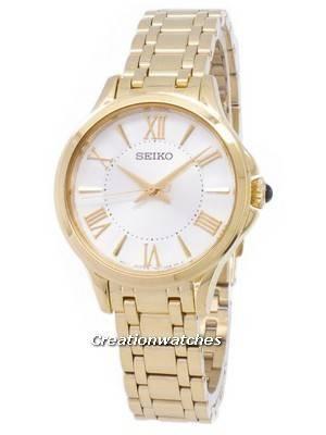 Seiko Quartz SRZ528P SRZ528P1 SRZ528 Analog Women's Watch