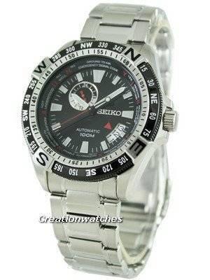 Seiko Superior Automatic SSA095K1 SSA095K SSA095 Mens Watch