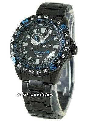Seiko 5 Automatic Superior Limited Edition SSA115K1 SSA115K SSA115 Mens Watch