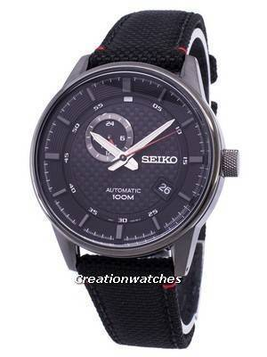 Seiko Sports Automatic SSA383 SSA383K1 SSA383K Men\'s Watch