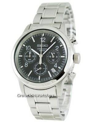 Seiko Chronograph Sports SSB007P1 SSB007P SSB007 Mens Watch