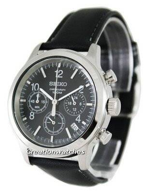 Seiko Chronograph SSB007P2 Mens Watch