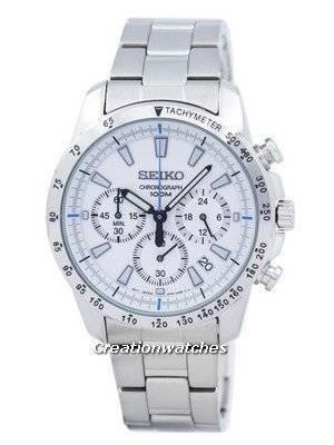Seiko Classic Chronograph SSB025 SSB025P1 SSB025P Men's Watch