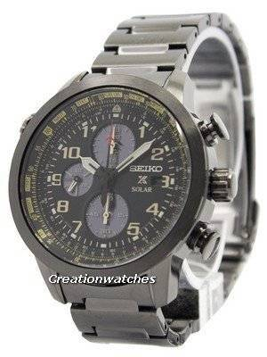 Seiko Prospex Solar Chronograph SSC419 SSC419P1 SSC419P Men's Watch