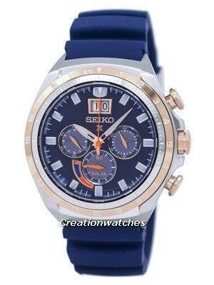 Relógio Seiko Prospex Solar Cronógrafo Edição Especial SSC666 SSC666P1 SSC666P Men