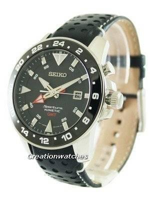 Seiko Sportura Kinetic GMT SUN015P2 Men's Watch