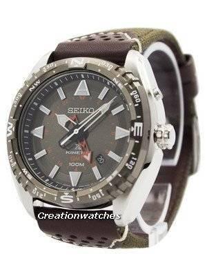 Seiko Prospex Kinetic GMT 100M SUN061 SUN061P1 SUN061P Men's Watch