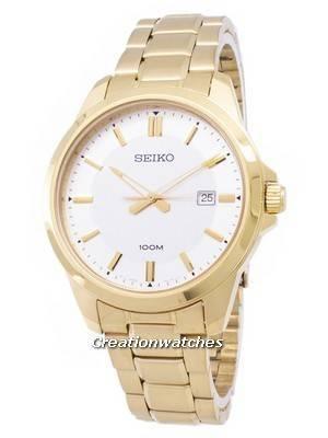 Seiko Quartz SUR248 SUR248P1 SUR248P Analog Men's Watch
