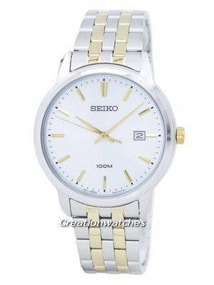 Seiko Neo Classic Quartz SUR263 SUR263P1 SUR263P Men's Watch