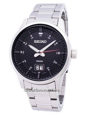 Seiko Sports Quartz SUR269 SUR269P1 SUR269P Men's Watch