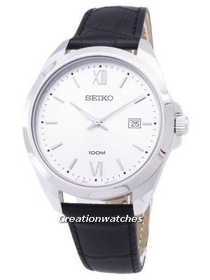 Seiko Neo Classic Sports Analog Quartz SUR283 SUR283P1 SUR283P Men's Watch