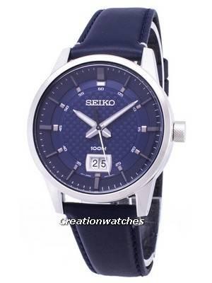 Seiko Quartz SUR287 SUR287P1 SUR287P Analog Men's Watch