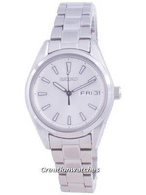 Relógio masculino Seiko Neo Classic Quartz SUR349 SUR349P1 SUR349P 100M
