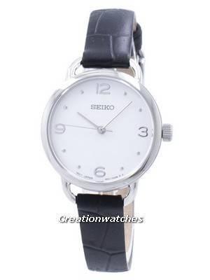 Seiko Recrafted Analog Quartz SUR669P2 Women's Watch