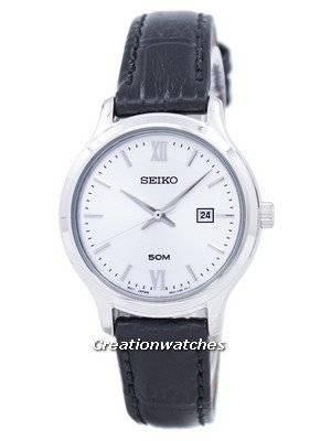 Seiko Classic Quartz SUR703 SUR703P1 SUR703P Women's Watch