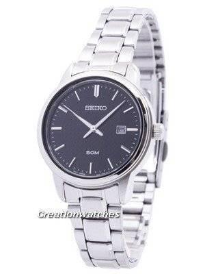 Seiko Quartz Neo Classic SUR747 SUR747P1 SUR747P Women\'s Watch