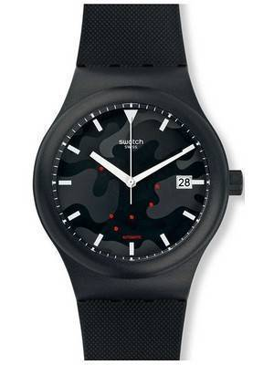 Swatch Originals Sistem Clouds Automatic SUTA401 Men's Watch