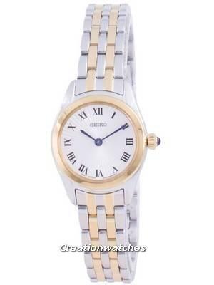 Relógio feminino Seiko Discover More Quartz SWR038 SWR038P1 SWR038P