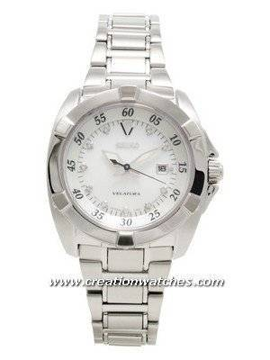 Seiko Velatura Ladies Diamond SXDA67P1 SXDA67P with 10 Diamonds
