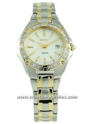 Seiko Ladies Diamond SXDB52P1 SXDB52P SXDB52 Watch
