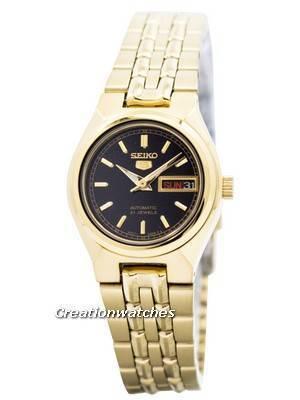 Seiko 5 Automatic 21 Jewels SYMA06 SYMA06K1 SYMA06K Women's Watch