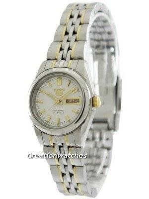 Seiko 5 Automatic 21 Jewels SYMA35 SYMA35K1 SYMA35K Women\'s Watch