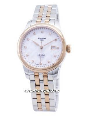 Tissot T-Classic Le-Locle T006.207.22.116.00 T0062072211600 Automatic Women's Watch