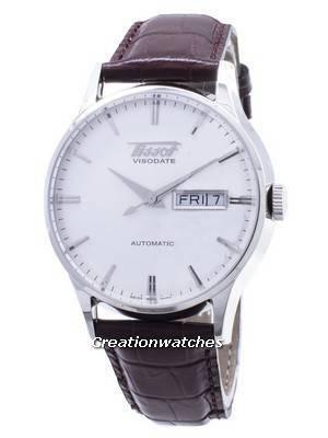 Tissot Heritage Visodate Automatic T019.430.16.031.01 T0194301603101 Men's Watch