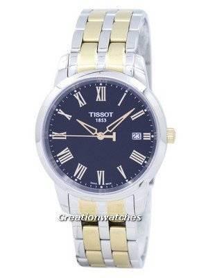 Tissot clássico sonho de quartzo T033.410.22.053.01 T0334102205301 relógio dos homens