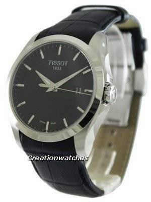 Tissot T-Trend Couturier Quartz T035.410.16.051.00 T0354101605100 Men's Watch