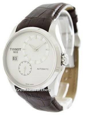 Tissot T-Trend Couturier Automatic T035.428.16.031.00 T0354281603100 Men\'s Watch