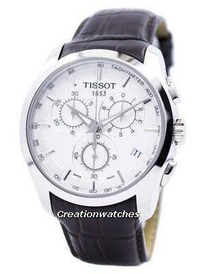 Tissot Couturier Quartz Chronograph T035.617.16.031.00 T0356171603100 Men's Watch