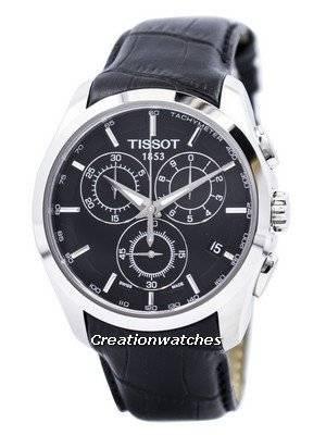 Tissot Couturier Quartz Chronograph T035.617.16.051.00 T0356171605100 Men's Watch