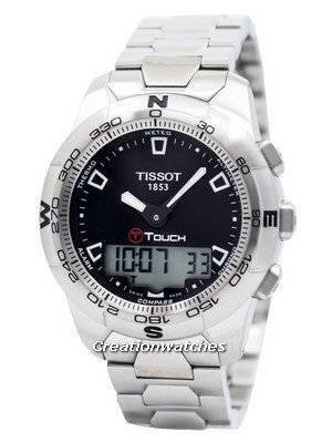 Tissot T-Touch II T047.420.11.051.00 T0474201105100 Men\'s Watch