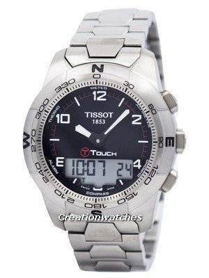 Tissot T-Touch Quartz T047.420.44.057.00 T0474204405700 Relógio Masculino