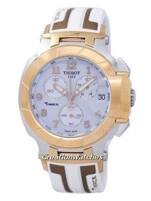 Tissot T- Sport T-Race Cronógrafo Quartzo T048.417.27.012.00 T0484172701200 Relógio Unissexo