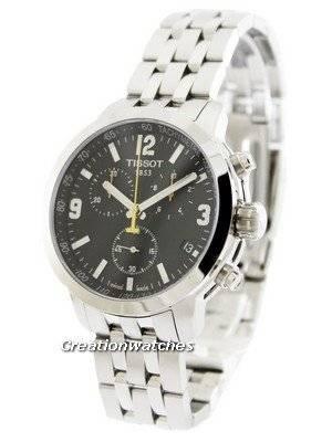 Tissot T-Sport PRC 200 Chronograph T055.417.11.057.00 T0554171105700 Men\'s Watch