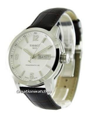 Tissot T-Sport PRC 200 Automatic White Dial T055.430.16.017.00 T0554301601700 Men's Watch