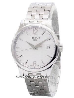 Tissot T-Classic Tradition T063.210.11.037.00 T0632101103700 Women\'s Watch