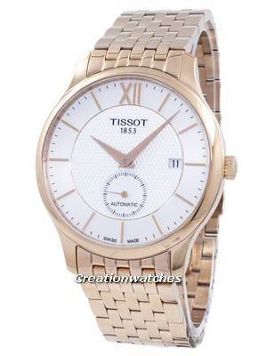 Tissot T-Classic Tradition Automatic T063.428.33.038.00 T0634283303800 Men's Watch
