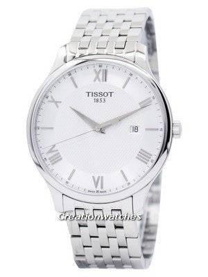 Tissot Tradição T063.610.11.038.00 T0636101103800 Relógio Masculino