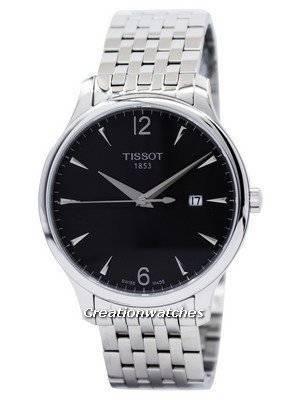 Tissot T-Classic Tradição T063.610.11.067.00 T0636101106700 Relógio Masculino