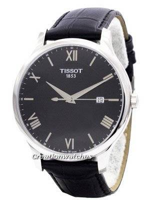 Tissot T-Classic Tradition T063.610.16.058.00 T0636101605800 Men's Watch
